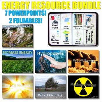 Bundle: Energy Resource Bundle