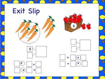 Engage NY First Grade Module 1 Topic B (Lessons 4-8)