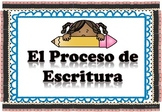 Bundle English/Spanish El Proceso de escritura / The Writi