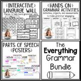 Bundle: Everything Grammar Resources