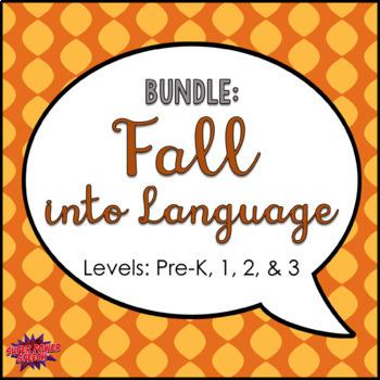 Bundle: Fall into Language
