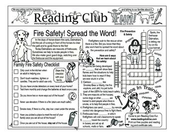 Bundle: Fire Safety