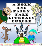 Folk and Fairy Tale Language Arts Literacy Bundle