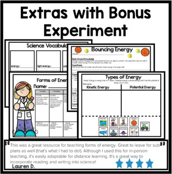 Forms of Energy Bundle {Digital and Print and Go}
