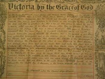 Bundle of 4 - Foundations of Gov - Historical Documents - 3 PP & Unit LP