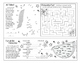 Bundle: Fourth of July Two-Page Activity Set and Crossword Puzzle
