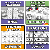 Bundle - Fractions - 16 ITEMS