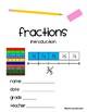 Bundle - Common Core Fractions