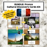 Bundle: France Cultural Discovery Cards 6-Pack