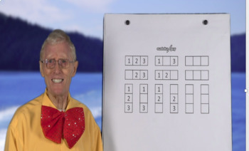 Bundle: Fun with Sudoku Guy (all 7 K-Gr 3 lessons!)