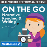 Bundle G3 Narrative Reading & Writing - On the Go Performance Task