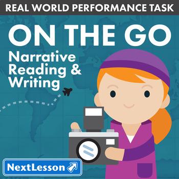 Bundle G3 Narrative Reading & Writing - On the Go Performance Task