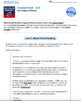 Bundle G3 Opinion Reading & Writing - Football Draft Performance Task