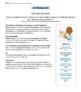 Bundle G4 Informative Reading & Writing - Pet Nutrition Performance Task
