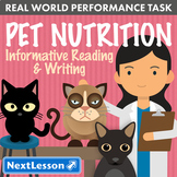 Bundle G4 Informative Reading & Writing - Pet Nutrition Pe