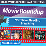 Bundle G4 Narrative Reading & Writing - Movie Roundup Perf