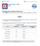 Bundle G6 Division & Rational Numbers - Soccer Stars Performance Task