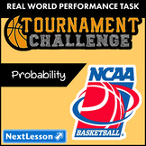 Bundle G7 Probability - Tournament Challenge Performance Task