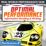 Bundle G8 Informative Reading & Writing - Optimal Performa