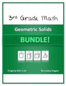 Bundle: Geometric Solids