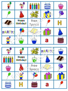Bundle: 'Getting to Know You' Game and Birthday Bingo! Be ready for the year!