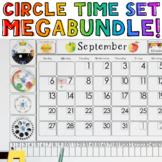 Circle Time Calendar Set MEGABUNDLE!