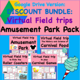 Amusement Park Virtual Field Trip Pack Digital Version