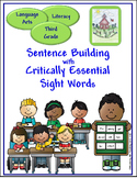 Sight Words for Sentence Building Bundle (3, 4, 5)