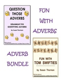 Grammar Practice with Adverbs: Parts of Speech Bundle