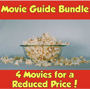 Bundle- Greatest Showman,  Wrinkle in Time, Hocus Pocus, & Man Who Invented Xmas