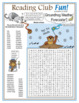 Bundle: Groundhog Day and Weather Two-Page Activity Set and Crossword Puzzle
