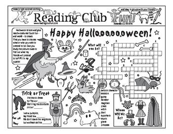 Bundle: Halloween is Here