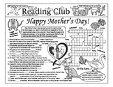 Bundle: Happy Mother's Day and Sound of 'I' Two-Page Activ