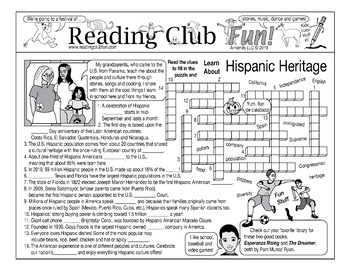 Bundle: Hispanic Heritage, Leaders, and Science Stars