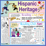 Hispanic Heritage – Leaders in Politics, Science and Educa