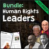 Bundle: Human Rights Leaders