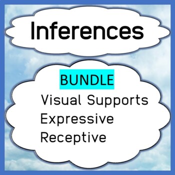 Bundle - Inferences - Pairs with PLS-5 Auditory Comprehension #34