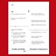 Bundle - Informational Text and Flip books - Revolutionary War