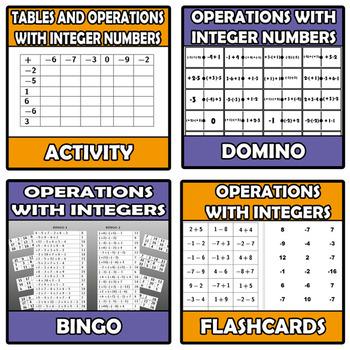 Bundle - Integers