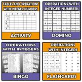 Bundle - Integers numbers - 10 ITEMS