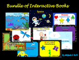 Bundle Interactive Books: Special Education; Autism; Preschool; Speech Therapy