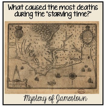 Bundle-Interactive History Lessons for Jamestown, Roanoke and Plymouth Colonies