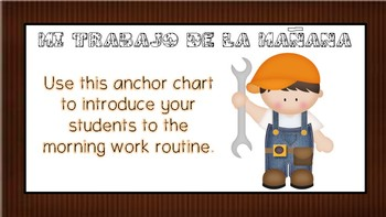 Bundle Intro to students anchor chart