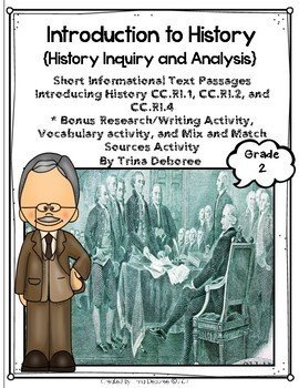 Bundle: Introduction to History-Digital and Print and Go Social Studies