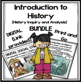 Bundle: Introduction to History-Digital and Print and Go S