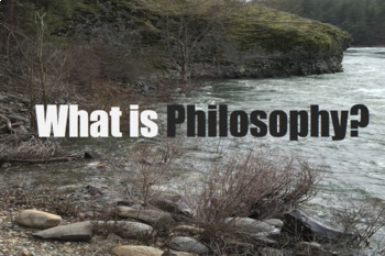 BUNDLE: Introduction to Philosophy (PowerPoints)
