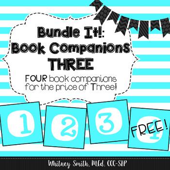 Bundle It Book Companions: THREE