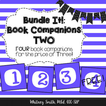 Bundle It! Book Companions: TWO