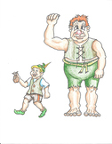 Bundle - Interactive Character Project:  Jack and the Beanstalk