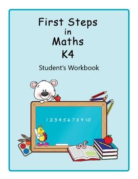 Bundle, K4 Maths Student Workbook and Teachers Guide.